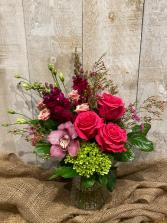 Wish You Were Here Vase Arrangement