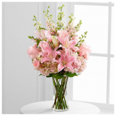 WISHES AND BLESSINGS BOUQUET sympathy