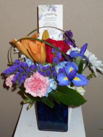Wishes of Love vase
