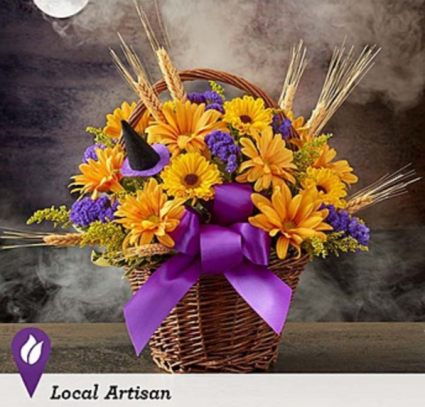 Witches Brew Basket™ Arrangement