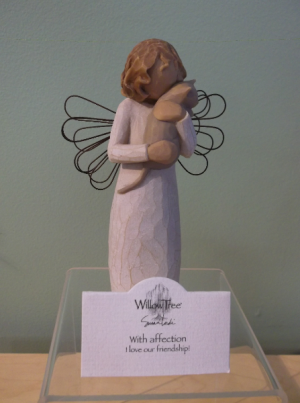 """WITH AFFECTION"" WILLOW TREE ANGEL in Springfield, VT 