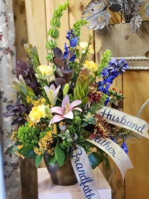 With Deepest Condolences  in Manistee, MI | Lavender Florals
