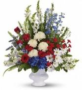With A Purpose Flower Arrangement