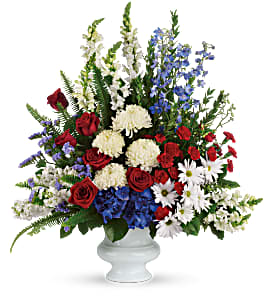 With Distinction Arrangement in Coral Springs, FL | DARBY'S FLORIST