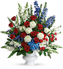 With Distinction Bouquet Fresh Arrangement