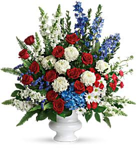With Distinction Bouquet Fresh Arrangement