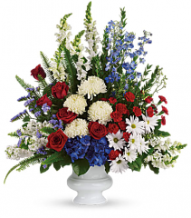 With Distinction Floral Arrangement