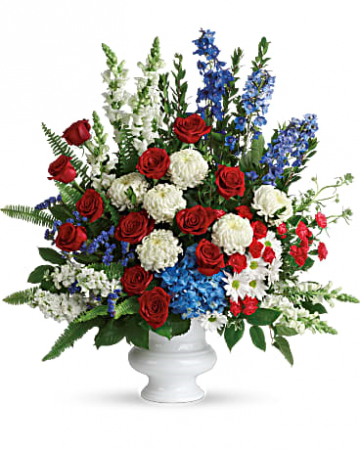 With Distinction Funeral, Sympathy, Memorial Flowers