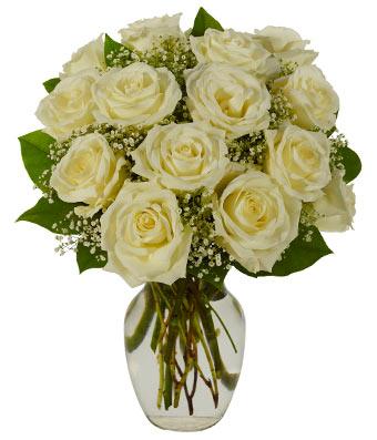with love fresh arrangement