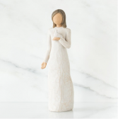 With Sympathy Willow Tree® by Susan Lordi Sympathy Tribute addon