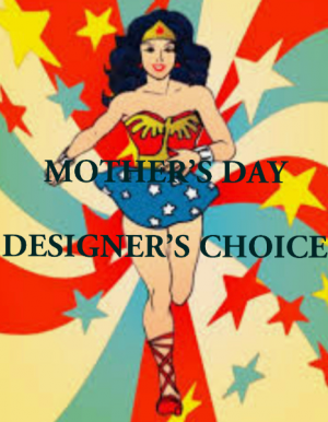Super Woman  in Carmel, IN | Raw Flower Design