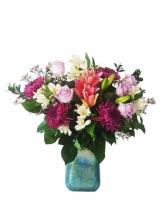 Wonderful Lady Flower Arrangement