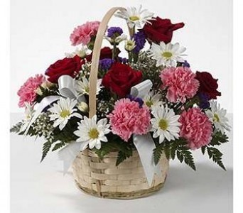 Wonderful Memories Basket Product Id #J8