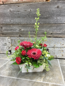 Wonderful Red Arrangement