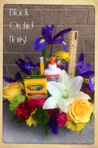 Wonderful Teacher Mix Arrangement in Baytown, TX | Black Orchid Florist LLC