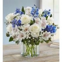 Wonderful Wishes Bouquet All-around arrangement