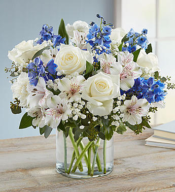 Wonderful Wishes Bouquet Arrangement