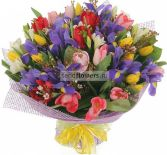 """WONDERLAND"" GIFT WRAP BOUQUET"