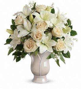 Wonderous Life Bouquet Fresh Arrangement with a Teleflora Keepsake in Auburndale, FL   The House of Flowers