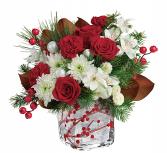 Wondrous Winterberry - 605 Christmas arrangement