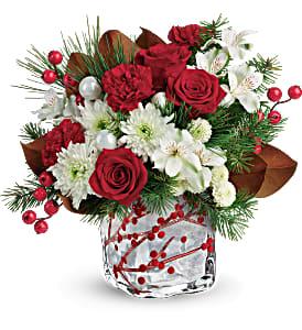 Wondrous Winterberry Bouquet christmas