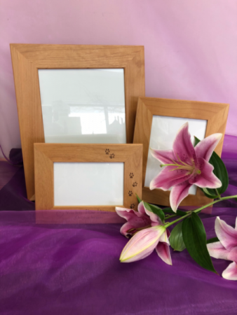 Wood frames Personalized engraved gift