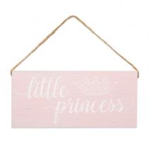 Wood Sign Little Princess
