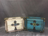 WOODEN MEMORY BOX (NEW ITEM)