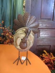 Wooden Turkey  Gift Item