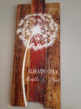 Wooden Wall Art Giftware