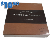 Woodford Reserve Bourbon Balls Candy