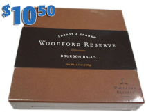 Woodford Reserve Bourbon Balls Candy