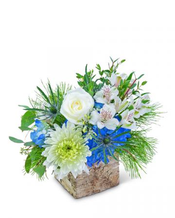 Woodland Air Flower Arrangement