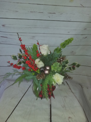 Woodland Christmas   in Saint Charles, MO | THE ENCHANTED FLORIST
