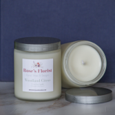 Woodland Citrus Natural Soy Candle
