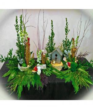 Woodland Garden Cremation Garden in Janesville, WI | Floral Expressions