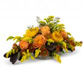 Woodland Gathering Centerpiece