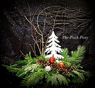 Forest Fantasy Centerpiece centerpiece