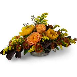 Woodland Sunset Arrangement in Fort Smith, AR | EXPRESSIONS FLOWERS, LLC