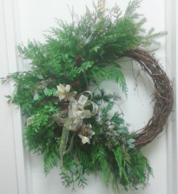 Woodland Vine Wreaths