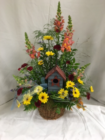 Woodsy and Natural Bouquet Arrangement
