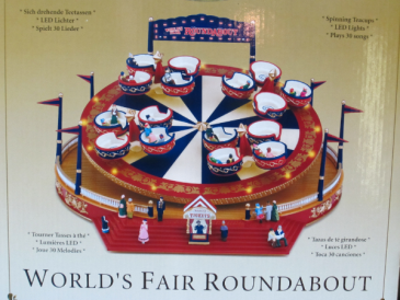 Worlds Fair Roundabout
