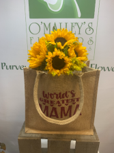 Worlds's Greatest Mama Tote Mothers Day 2021