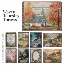 Woven Tapestry Throws Gift Items