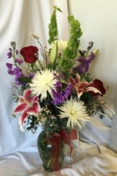 Over The Top Bouquet