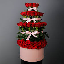 WOW! RED Roses WOW in Dearborn, MI | LAMA'S FLORIST