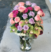 WOW Your Valentine! Vased Arrangement