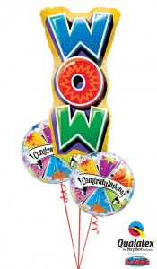 WOWzers balloons