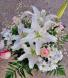 Assorted cut fresh flowers Bouquet