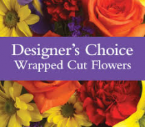 Wrapped Bouquet - Designers Choice